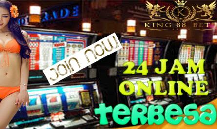 Situs Slot Online Terpercaya dengan bonus terbesar