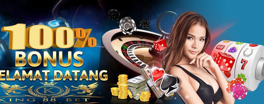 Bandar Slot Online Terpercaya King88bet Memberikan Bonus Terbaik Untuk Semua Member